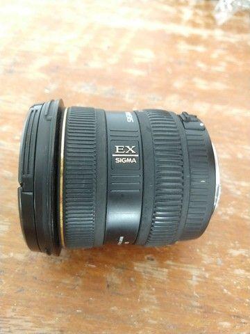 Lente Sigma 10-20mm F4-5.6 EX - Foto 3