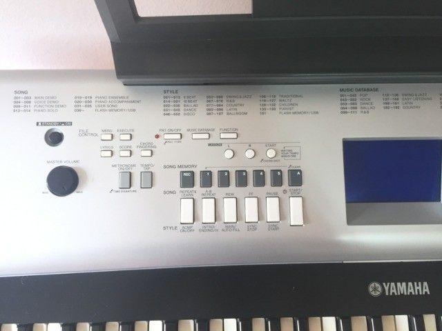 Yamaha Piano Digital DGX-520 - Completo - Foto 5