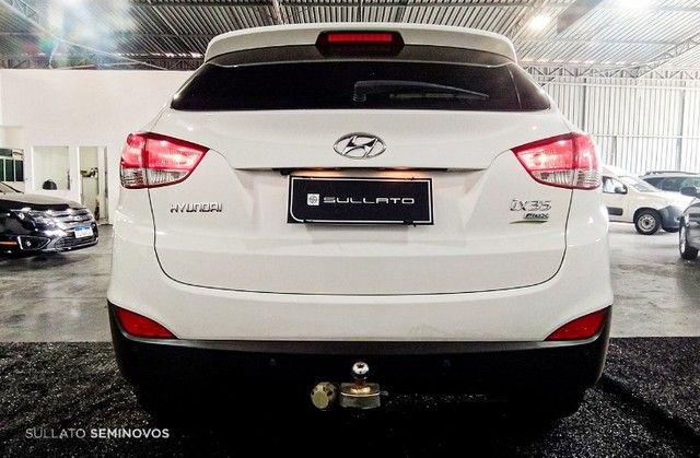 Hyundai IX35 Automática 2016 Estado de Zero Km - Foto 8
