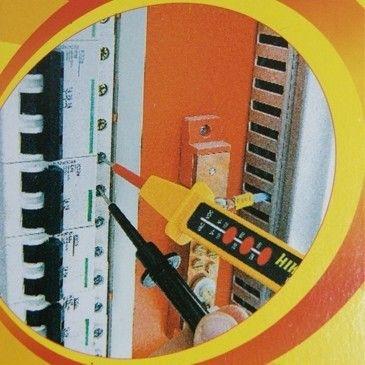 Medidor de tensão 110;220;380V - Foto 3