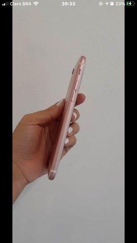 iPhone 6s 16gb , seminovo , barato , tudo funcionando perfeitamente, bateria 100% ? - Foto 4