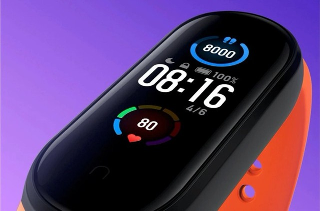 Smartwatch Mi Band 5  - Foto 3