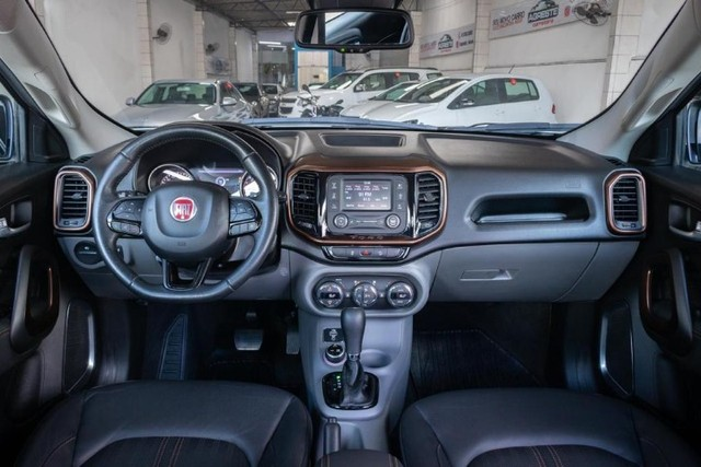 Fiat toro volcano 4x4 automática diesel 2019 IPVA 2021 Pago - Foto 8