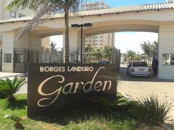 JL-Apto 2qtos  com suite - Ótima oportunidade no Borges Landeiro! Ac. Finan/FGTS - Foto 13