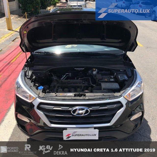 Hyundai Creta 1.6 Attitude AT6 2019 - Foto 3
