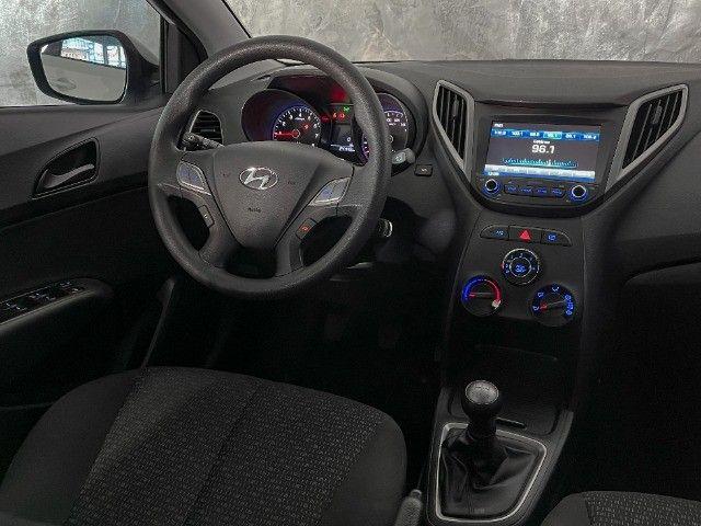Hyundai HB20 1.0 Comfort 2019 Flex Baixa KM - Foto 12
