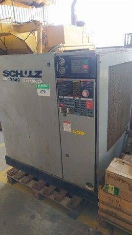 Compressor Elétrico Srp 2040 Schulz 2001 - #8417