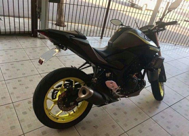 Yamaha Mt03 abs 2019 - Foto 3