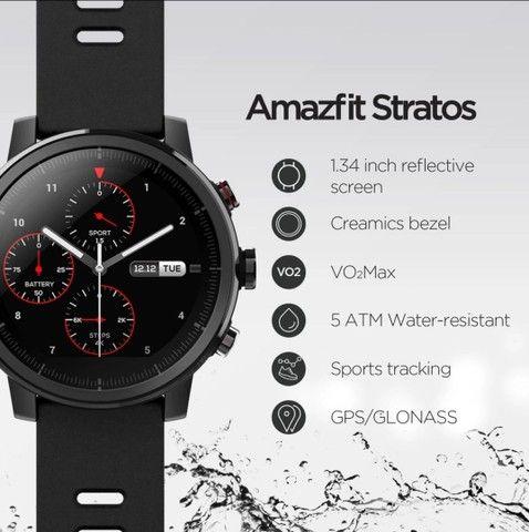AMAZFIT STRATOS 2 GLOBAL GPS  - Foto 2