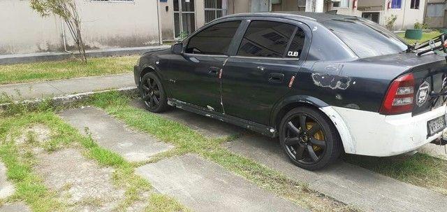 Carro Astra anon2000, pot. 1.8, só a gasolina - Foto 6