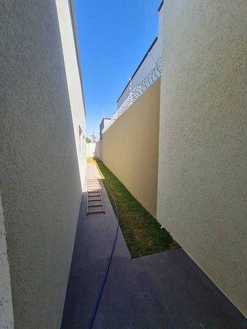 Lindíssima Casa Nova com Amplo Terreno  Bairro Seminário - Campo Grande - MS - Foto 12