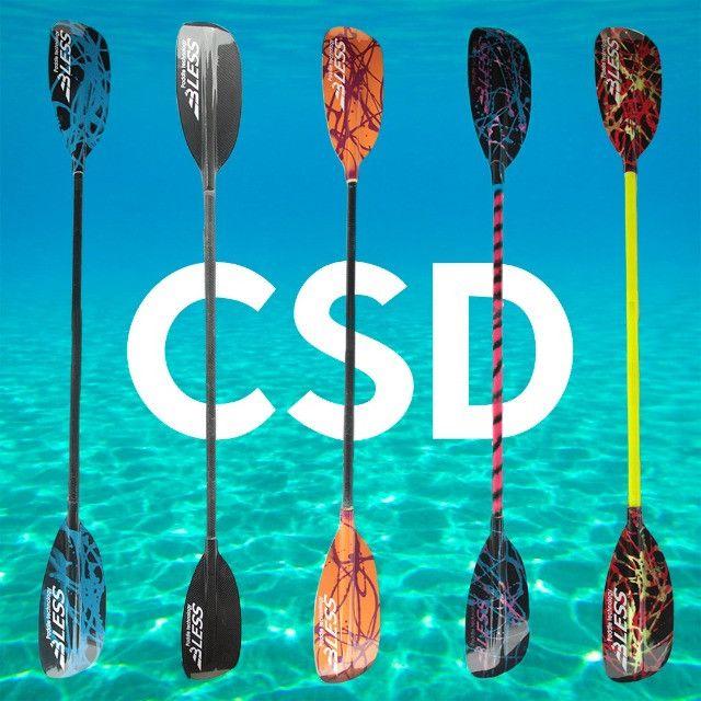 Remos de kayak (canoagem) - Foto 2
