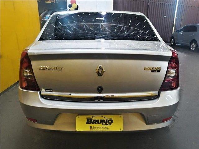 Renault Logan 2011 1.6 expression 8v flex 4p manual - Foto 8