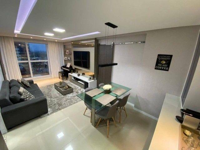 AB135 - Apartamento todo projetado/ 03 quartos/ Varanda gourmet