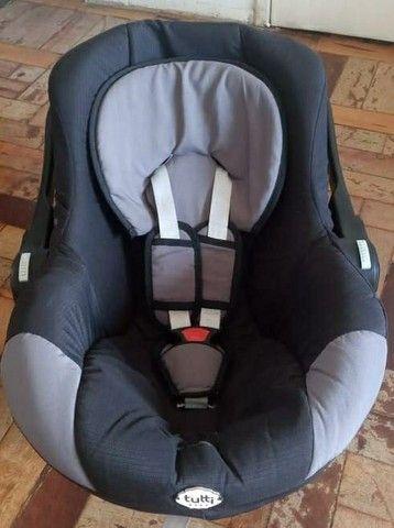 Bebê conforto Tutti Baby (pouco usado) - Foto 2