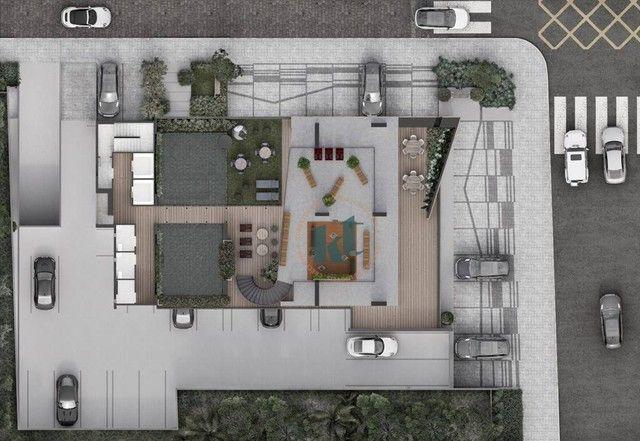 Flat com 1 dormitório à venda, 20 m² por R$ 145.235,00 - Manaíra - João Pessoa/PB - Foto 17