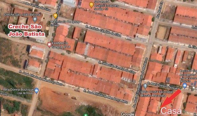 Vendo/troco casa no Ipsep em Serra Talhada PE - Foto 8