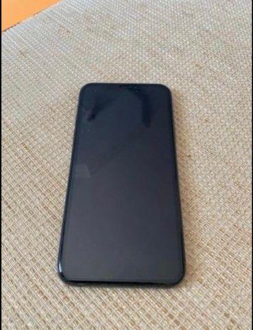 iPhone X, usado em ótimo estado.