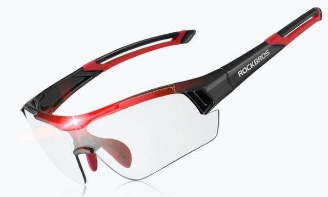Óculos De Ciclismo Rockbros RB - Lente Transparente