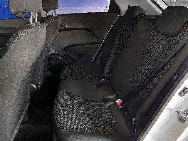 Hyundai HB20 1.0 Comfort 2019 Flex Baixa KM - Foto 11