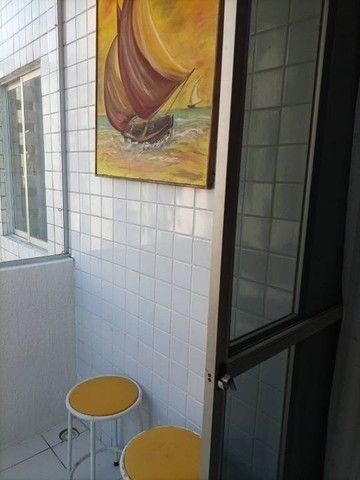 Beira mar , apartamento quarto e sala mobiliado na jatiuca mínimo seis meses - Foto 11