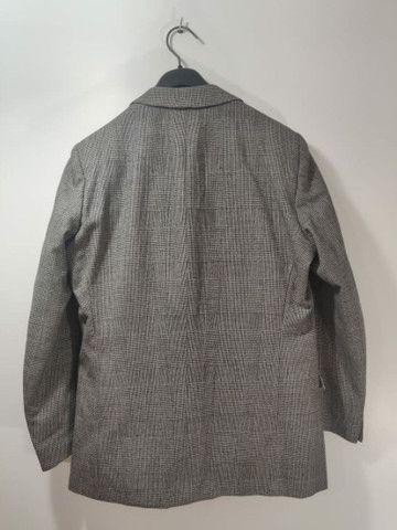 Terno importado da marca Yves Saint Laurent Vintage,Tamanho M - Foto 2