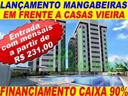Mangabeiras - 3 Quartos / suíte - Lançamento - Super Facilitado