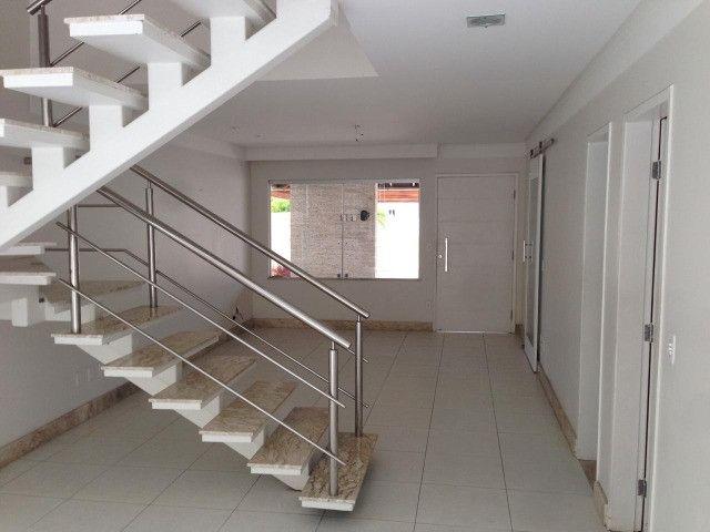 Casa moderna, clean, 4 quartos piscina privativa, condomínio fechado com portaria 24h - Foto 2