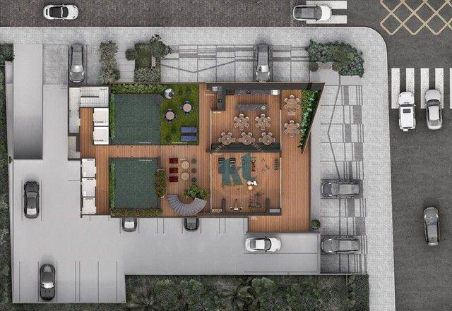 Flat com 1 dormitório à venda, 20 m² por R$ 145.235,00 - Manaíra - João Pessoa/PB - Foto 16