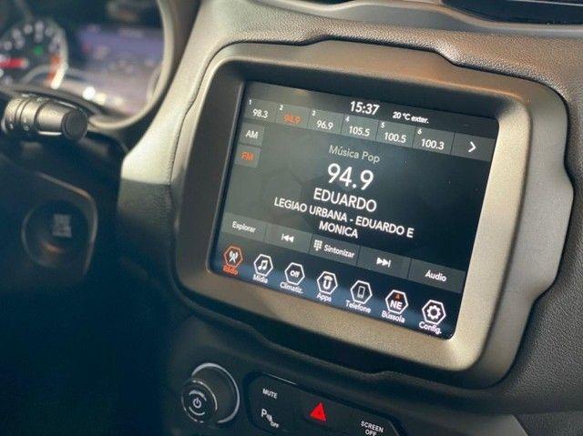 Jeep Renegade Trailhawk 2.0 Turbo Diesel 4x4 Automático 2020 - Foto 12
