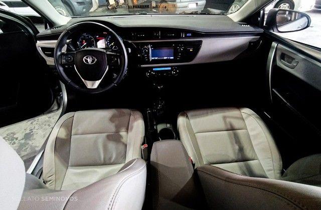 Corolla XEI 2.0 2017 apenas 20.000 KM - Foto 4