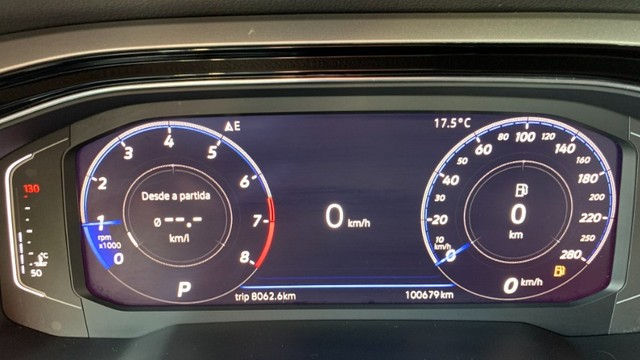 VW Virtus Highline 2019 Completo - Foto 9