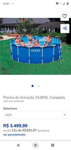 Piscina Intex - Foto 2
