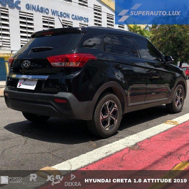 Hyundai Creta 1.6 Attitude AT6 2019 - Foto 7