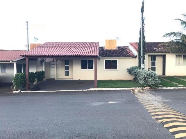 Casa Condominio bosque dos buritis, solar vile, aceita financiamento