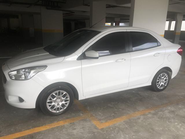 Ford Ka Sedan   Baixo Km