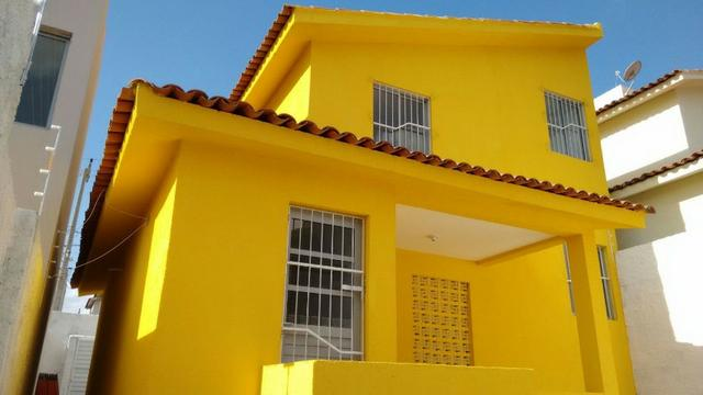 Alugo uma Casa no Residencial Alto da Serra com 3 quartos de frente a TV Paraíba