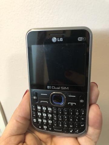 9fa1d1da9 Celular LG - Dual chip - baratinho - Celulares e telefonia ...