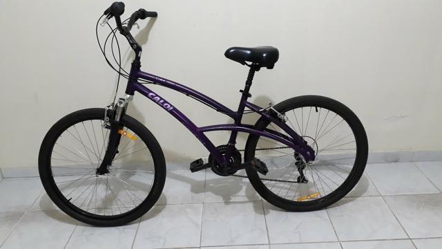 4b8030b0a Bicicleta Caloi 500 Confort Bike feminina - Ciclismo - Cajá