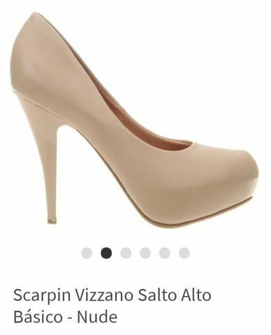 50f5c4157d Scarpin Vizzano - Roupas e calçados - Santa Cruz