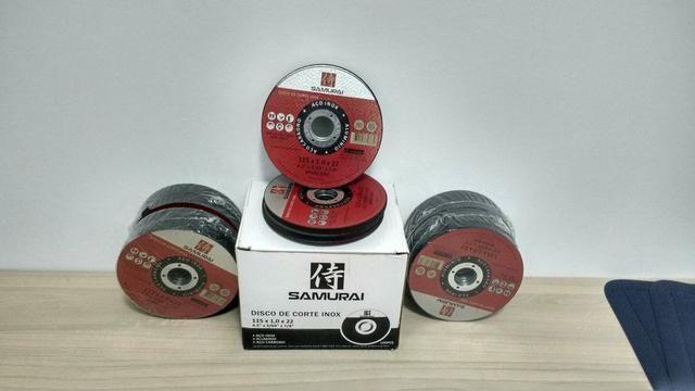 Disco de corte - Samurai