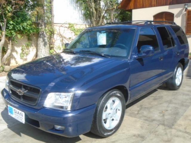 Chevrolet blazer 2005 2.4 mpfi advantage 4x2 8v gasolina 4p manual