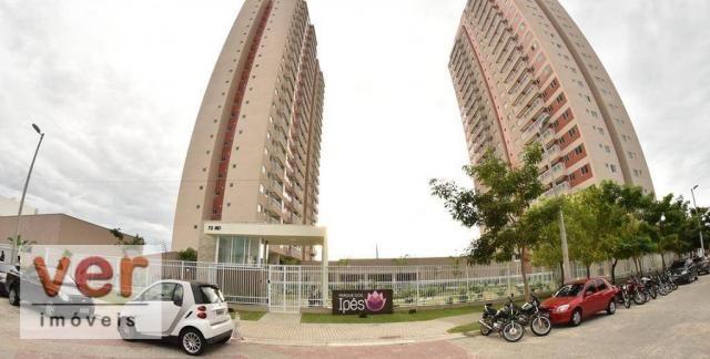 Apartamento com 2 dormitórios à venda, 52 m² por R$ 279.000,00 - Presidente Kennedy - Fort - Foto 2