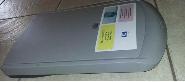 Scanner HP 2300c