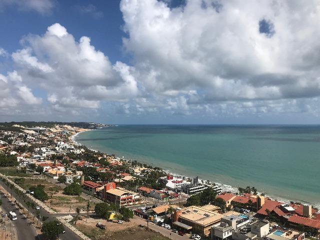 Duna Barcane - Ponta Negra - 18º andar - Mobiliado - Oportunidade -SN