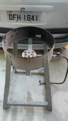 Fogão pra frituras