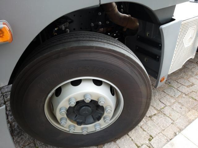 Mercedes-benz Axor 2536 Teto Alto - Selectrucks - Foto 11