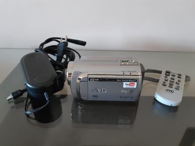 Filmadora JVC Everio GZ-MG630SUB