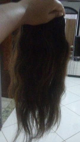 Vendo cabelo humano 40cm