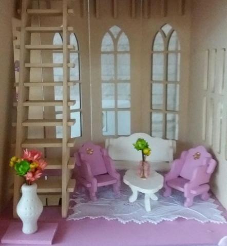 Casinhas de boneca Polly - Foto 6